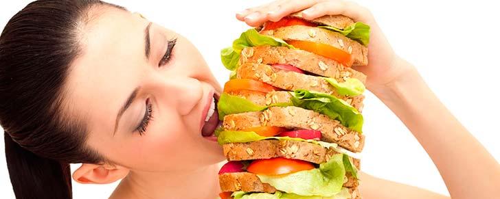 Як придушити апетит?