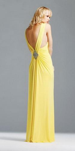 У 2011 році будуть модні сукні з