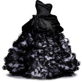 Шикарні пишні плаття 2011