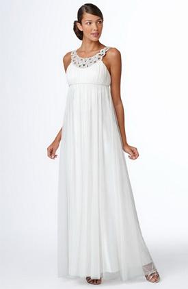 Вечірні сукні в стилі ампір