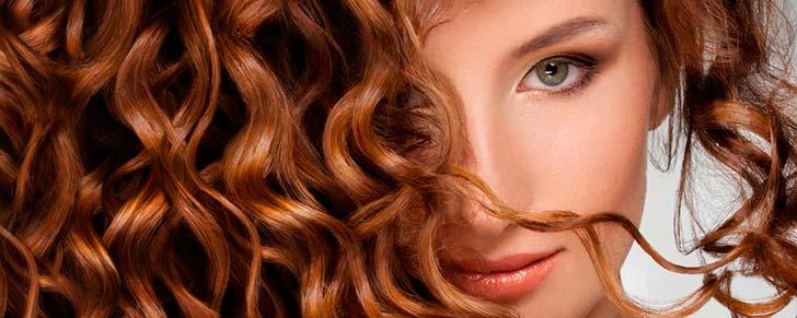 Як доглядати за кучерявим волоссям – Любов + Мода 05d9f31a85edc