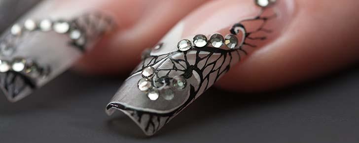 Штучні або нарощувані нігті