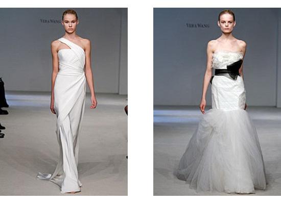 Весільні сукні 2011 – довгий фасон (фото