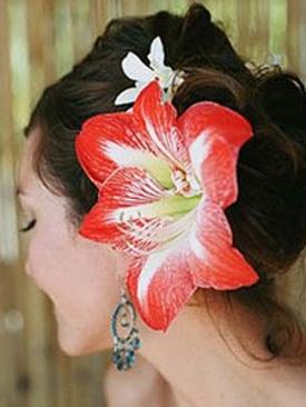 Весільні прикраси для волосся