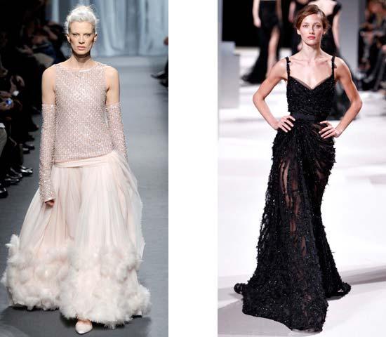 Вечірні сукні весна літо 2011 від