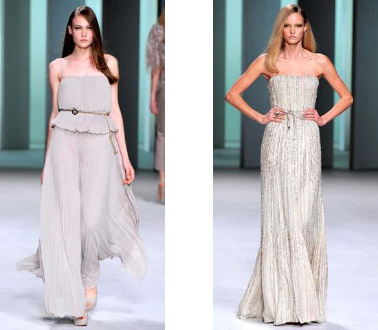 Модні сукні літо 2011 тижні моди осінь