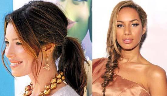 Жіночі зачіски для літа