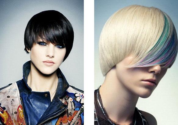 Модні зачіски і стрижки 2011 фото