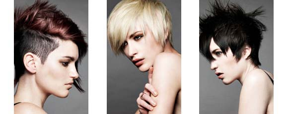 Модні зачіски 2011 для короткого волосся