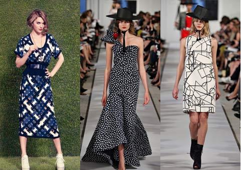 Модні сукні 2012 відео