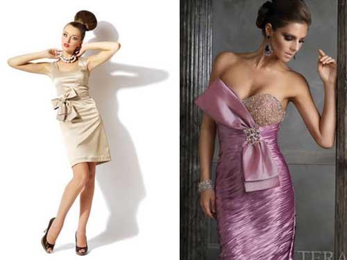 модели платьев лето 2012