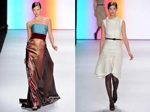 Сукні на Новий рік 2012