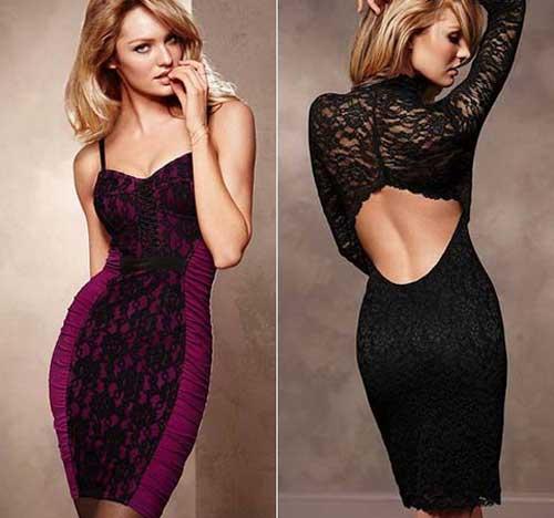 красивые платья для свидетельницы