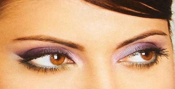 Найкращий макіяж для карих очей