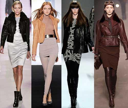 Модні жіночі куртки зима 2011 2012 фото