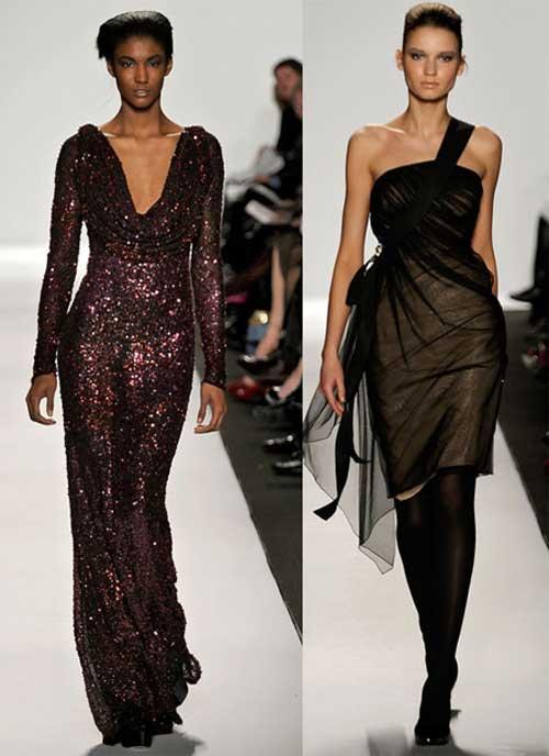 Вечірні сукні 2012 відео