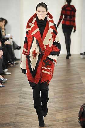 В'язане пальто 2012