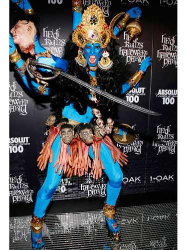 Найкращі зіркові костюми на Хеловін