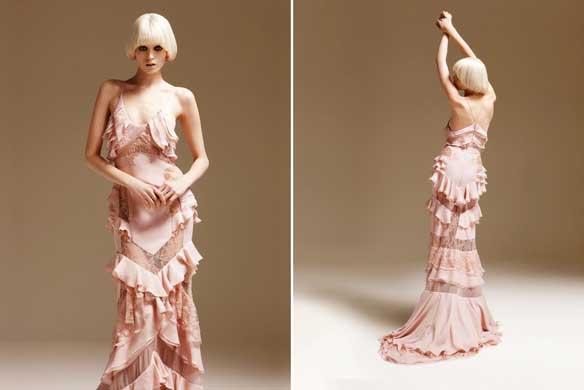 Весільні сукні від кутюр 2012