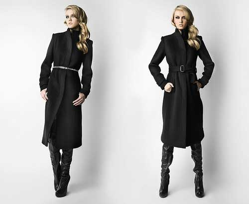 Кашемірові пальта 2012