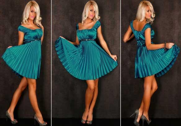 Клубні сукні 2012 фото
