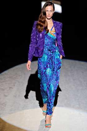 Модні сукні весна-літо 2012