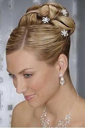 Вибір весільної зачіски 2012
