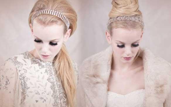 Весільні зачіски 2012 фото