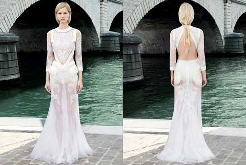 Дизайнерські весільні сукні 2012 – Любов + Мода 9c67b78319843