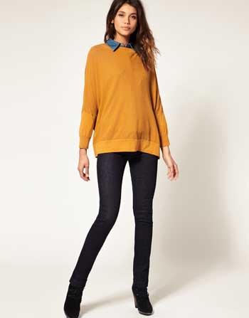 Модні джинси 2012 фото