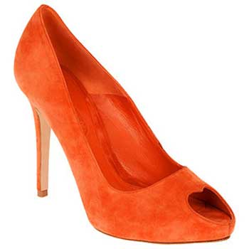 Модні жіночі туфлі 2012 фото