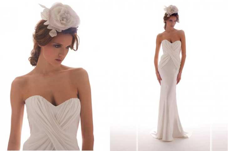 Найкращі весільні сукні 2012 фото