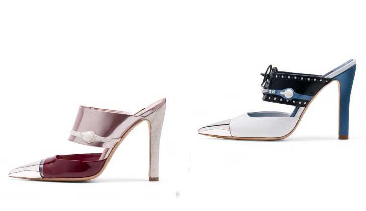 Модне взуття весна-літо 2012
