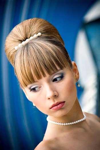 Зачіски на випускний 2012 фото