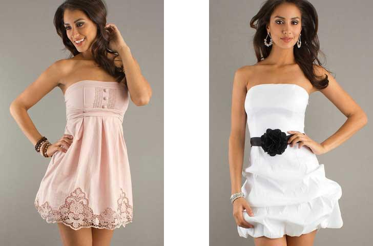 Плаття на випускний 2012 фото