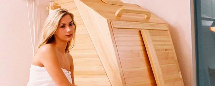 Кедрова бочка - міні-сауна у себе вдома