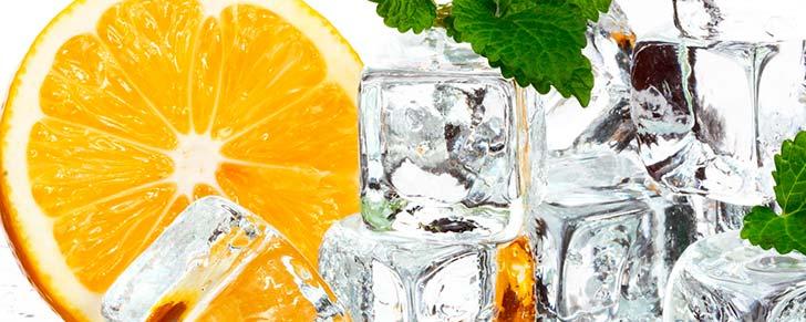 Косметичний лід - рецепти приготування для краси обличчя