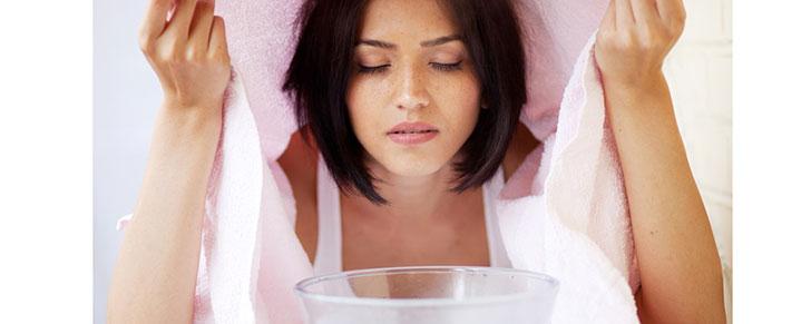 Парові лазні для обличчя - ефективне очищення шкіри