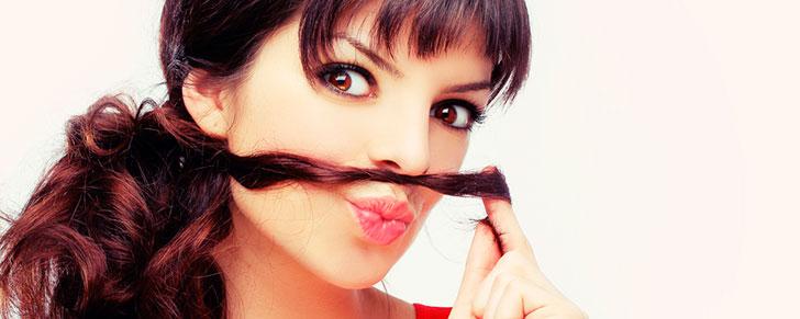 Як позбутися від волосся на обличчі в домашніх умовах