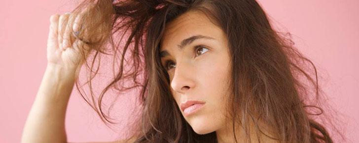4 секрети як доглядати за сухим волоссям