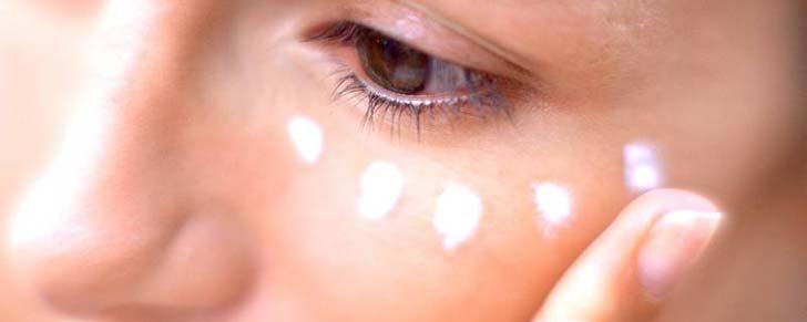 Як крем проникає крізь шари шкіри