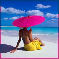 Як захистити себе від сонячних променів