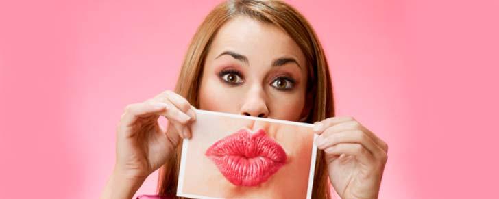Як позбутися від зморшок над губами