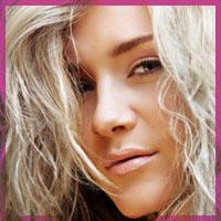 Зачіска ефект мокрого волосся