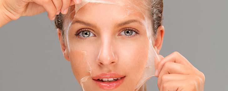Як очистити жирну шкіру обличчя