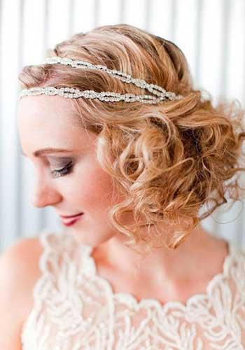 Найкращі весільні зачіски для модниць 2013
