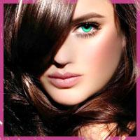 Як підібрати колір волосся до зелених очей