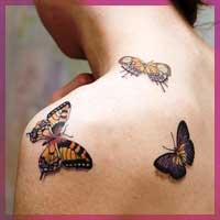 Що означають татуювання або крик душі натільного візерунка
