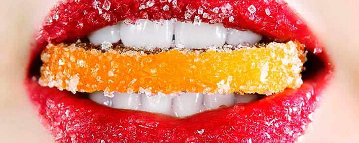 Корисні солодощі струнких ласунів