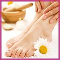 Беремо ноги в руки: догляд за ногами